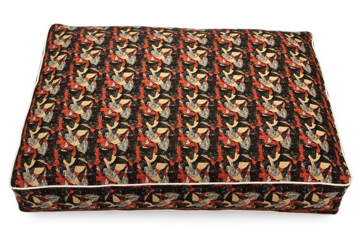 Pillow Bed, Small Mountains