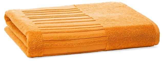 Spa Bath Sheet, Mandarin