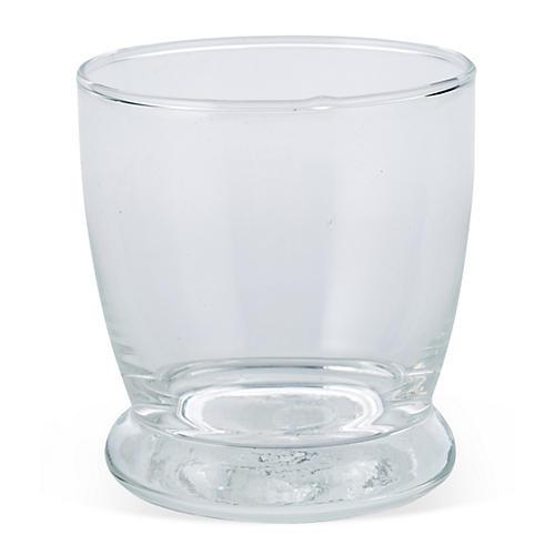 Glass w/ Smooth Base