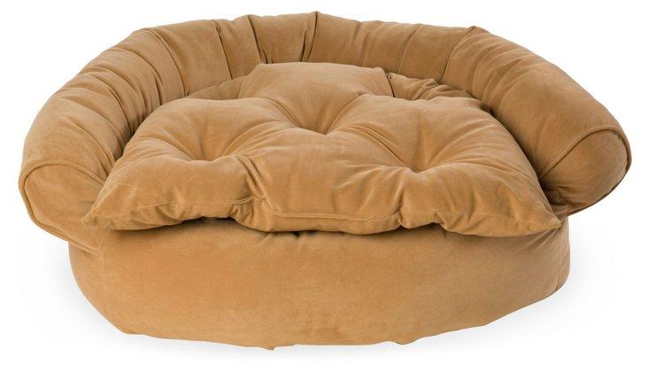 Microfiber Comfort Couch , Carmel