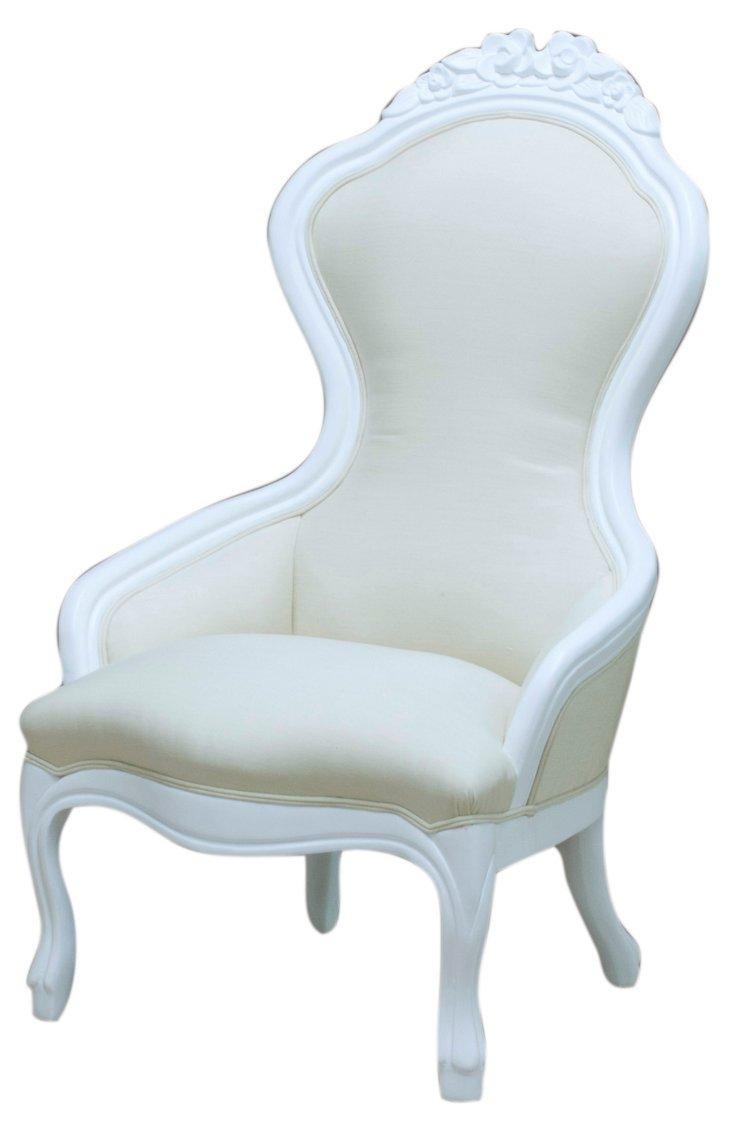 Victoria Outdoor Chair, Beige