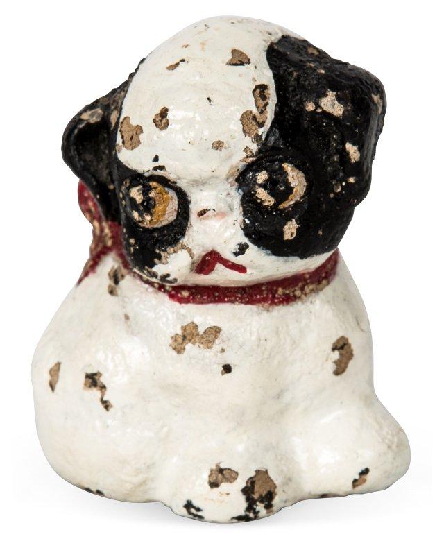 Mini Hubley Puppo Paperweight