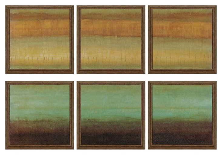 Layered Details, Set of 6