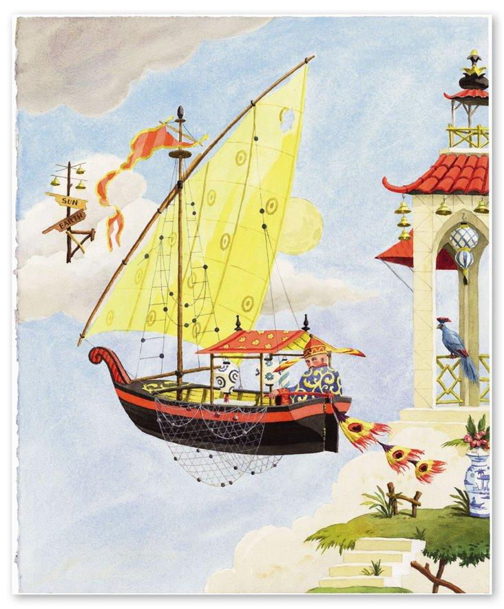 Harrison Howard, The Yellow Sail