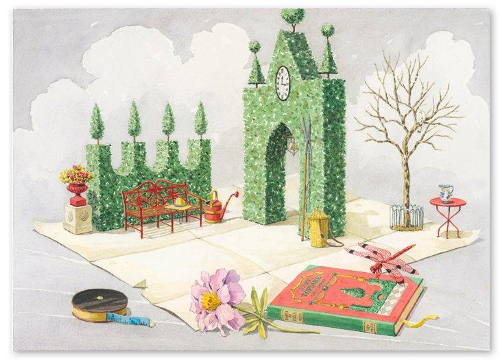 Harrison Howard, Garden Fantasy