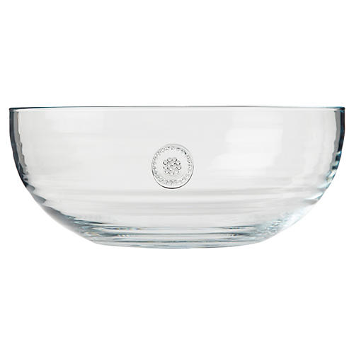Berry & Thread Bowl, Clear