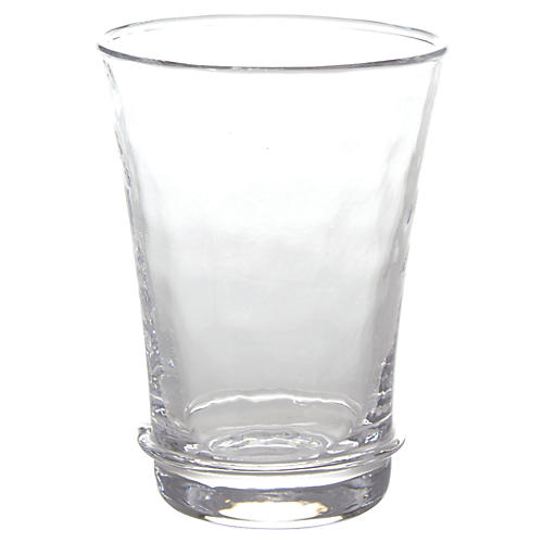 Carine Small Beverage Glass, Clear