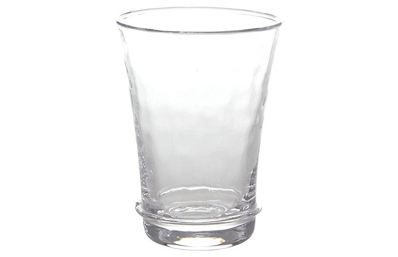 Carine Small Beverage Glass - Clear - Juliska