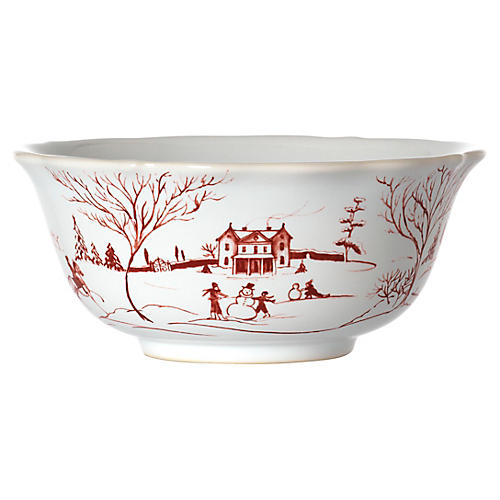 Country Estate Cereal Bowl
