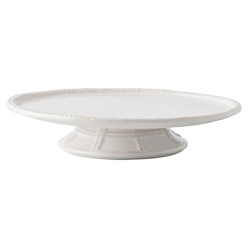 Le Panier Cake Stand, White