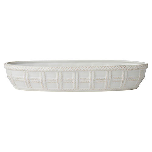 Le Panier Bread Basket, White