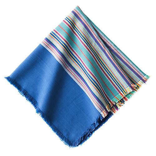 Picnic Stripe Napkin, Multi