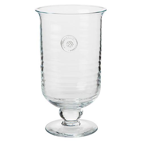 Berry & Thread Hurricane Glass, Clear