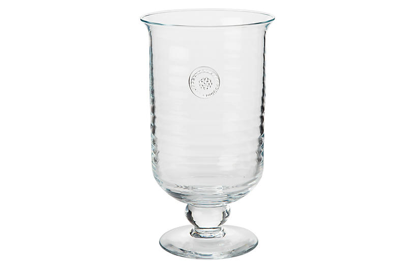 Berry & Thread Hurricane Glass, Clear
