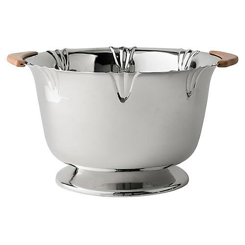 Kensington Ice Bucket, Silver