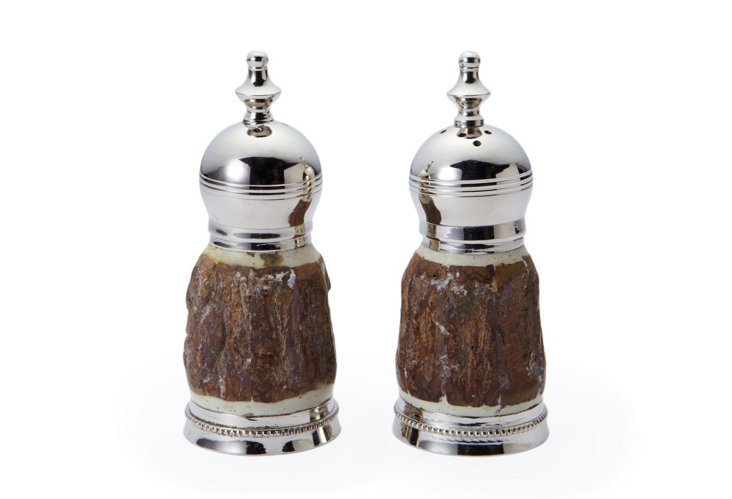 Yellowstone Salt & Pepper Set