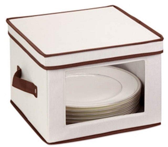 Small Window Canvas Storage Box