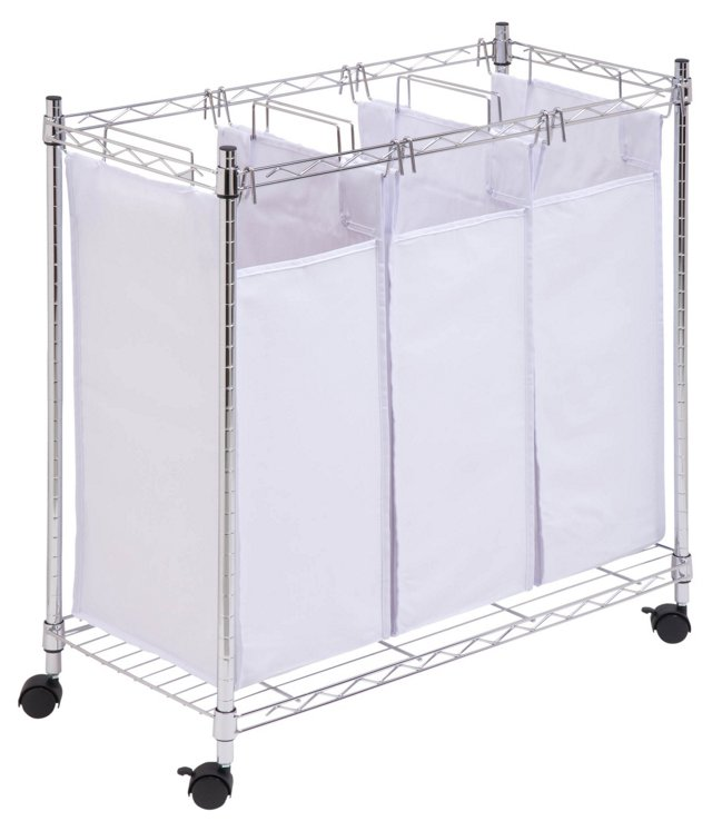 Urban Triple Laundry Sorter