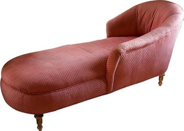 Antique Victorian Chaise