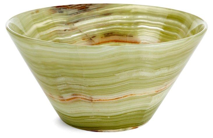 "10"" Onyx Flip Bowl, Multi"