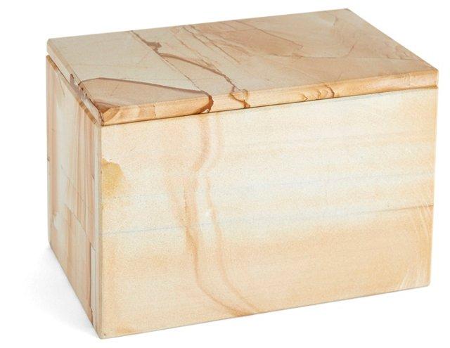 "6"" Marlstone Box, Brown"