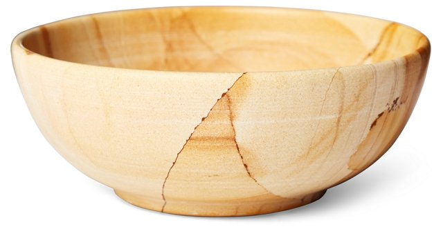 "4"" Classic Marlstone Bowl, Natural"