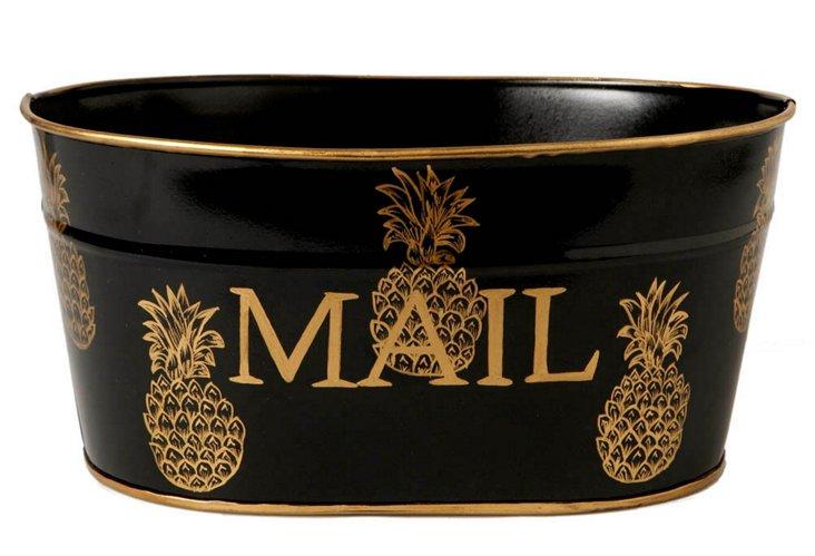Mail Tub, Pineapple Black