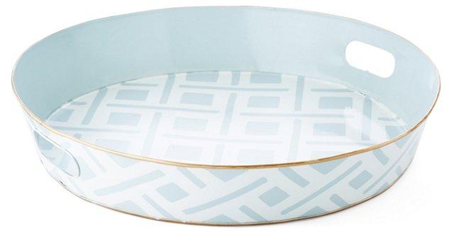 Ottoman Tray, Colette Gray
