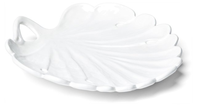 Handmade Acanthus Dish, Large