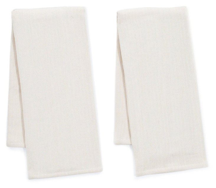 S/4 Whim Diamond Towels, Oatmeal