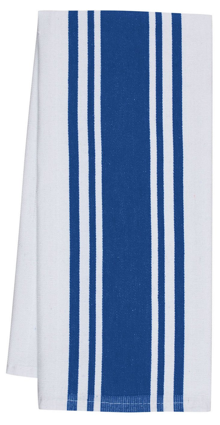 S/4 Center-Band Towels, Snorkel