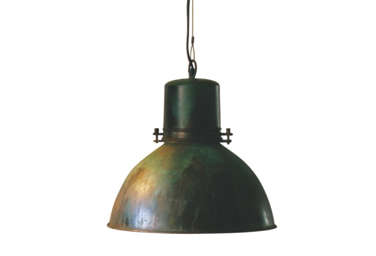 Smooth Metal Pendant Lamp
