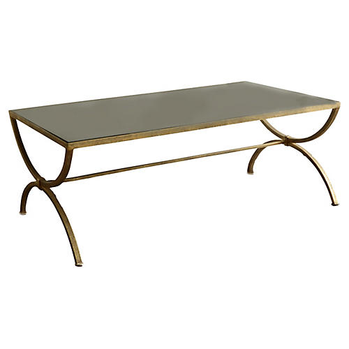 Arabella Coffee Table, Black