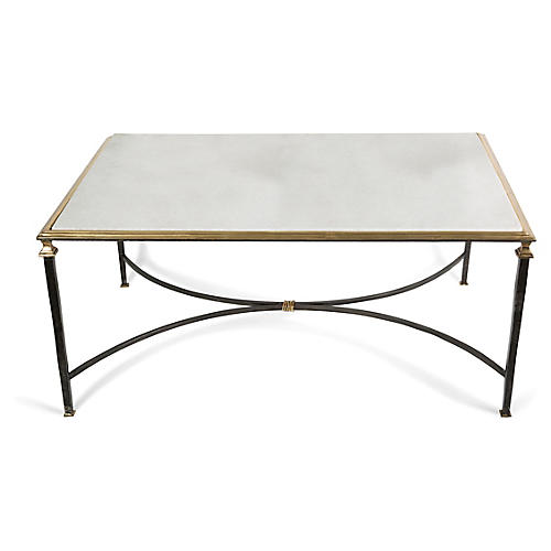 Josephine Coffee Table, White
