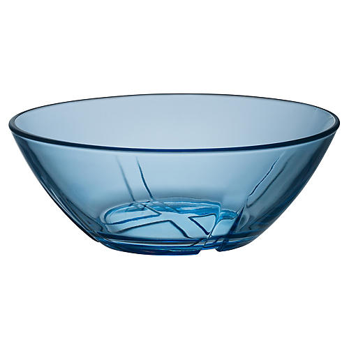 Bruk Bowl, Blue