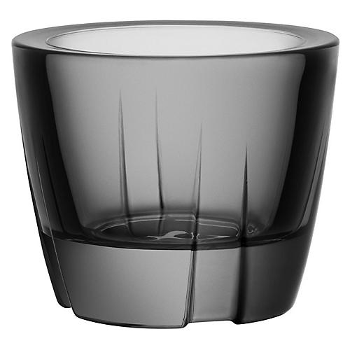 S/2 Bruk Anything Tumblers, Gray