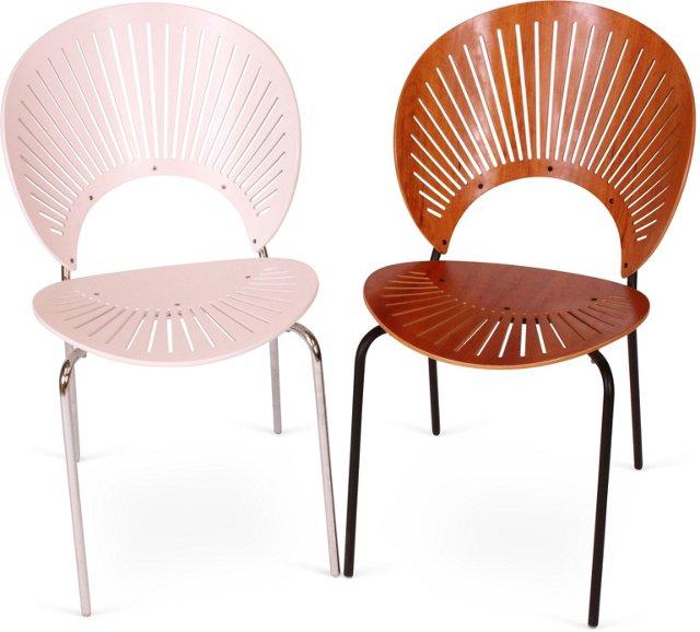 Trinidad Chairs, Set of 2, I