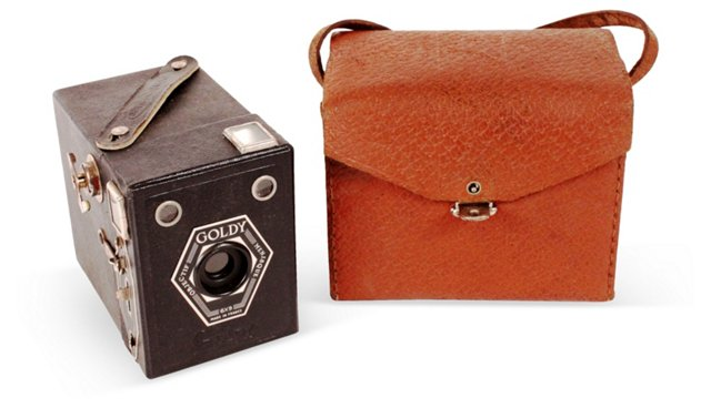 Goldstein Box Camera