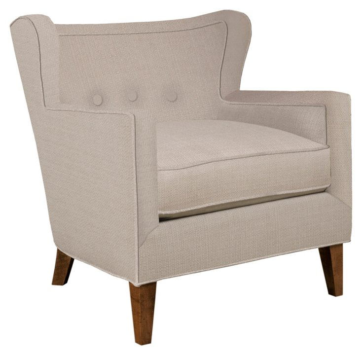 Francis Chair, Beige