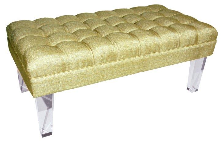 Montecarlo Bench, Gold