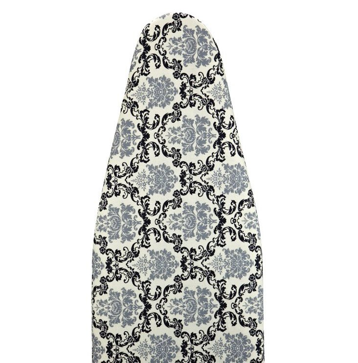 Frequent-Use Ironing-Board Cover, Damask