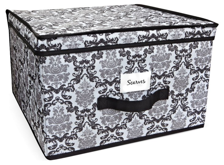Delancy Storage Box, Jumbo