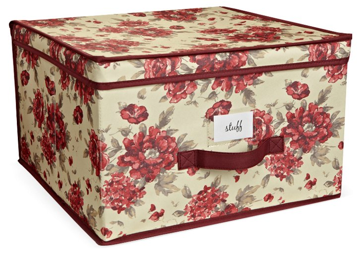 Cranberry Storage Box, Jumbo