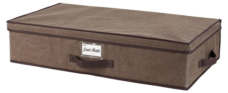 Underbed Storage Box, Espresso