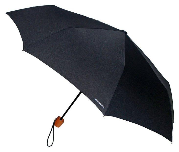Manual Umbrella, Black