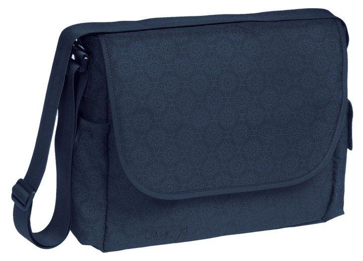 Messenger Diaper Bag, Navy