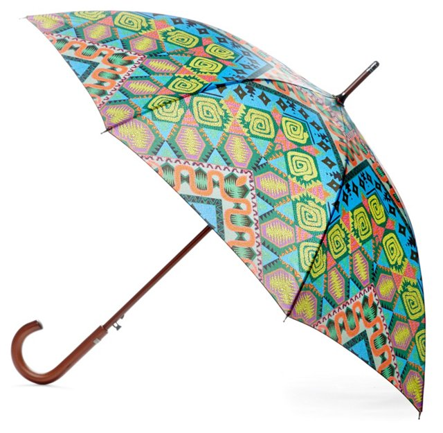 Mara Hoffman Cane Umbrella, Astrodreamer