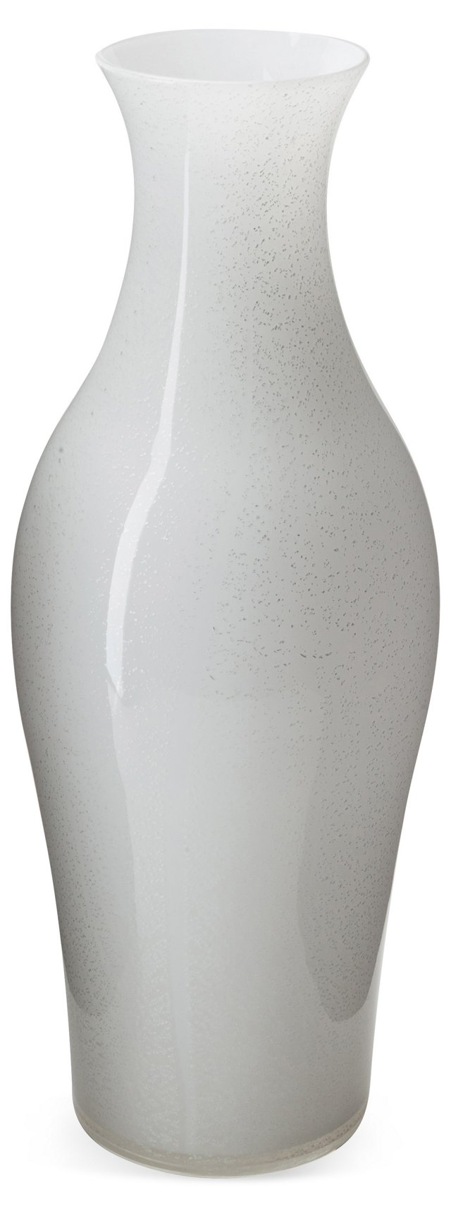 Madrazo White Alta Vase