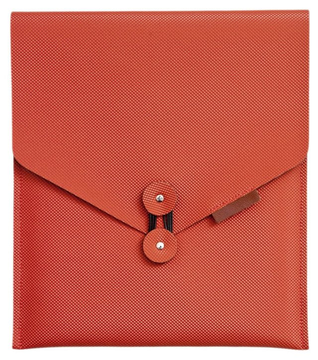 Envelope iPad Case, Brick Red