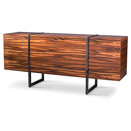 "Barca 71"" Sideboard, Walnut"